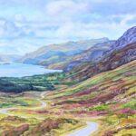 Glen Docherty, oil, 38x54cm framed, £340; prints available